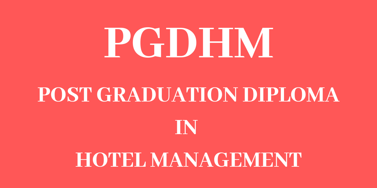 Post Graduation in Hotel Management Image Source Excellency Group