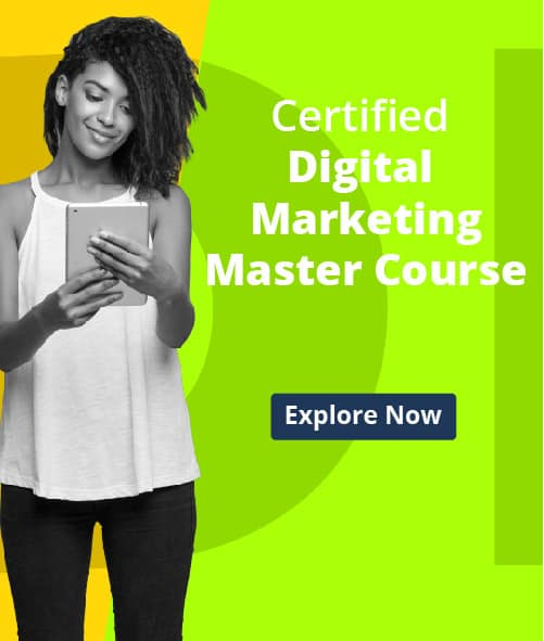Certified Digital Marketing Master Course