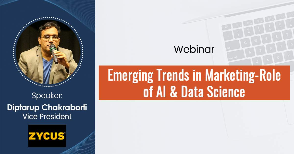 Emerging Trends in Marketing-Role of AI & Data Science-Webinar Recording
