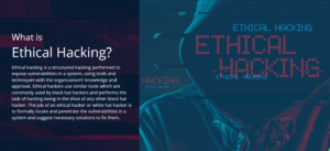 What is Ethical Hacking? Source Eccouncil