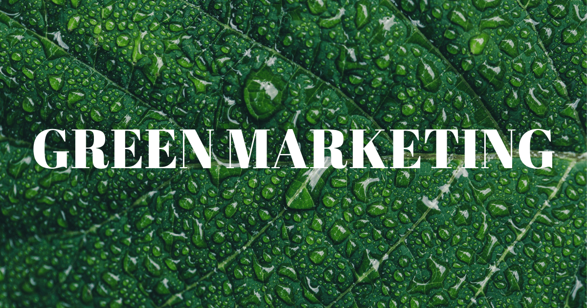 An Ultimate Guide to Executing a Green Marketing Strategy