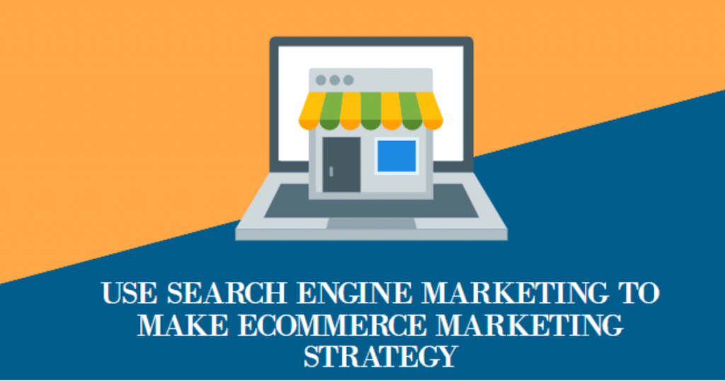 SEM for Ecommerce Marketing Strategy Image Source - Canva