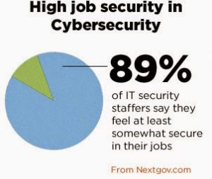 Job Security in Cybersecurity
