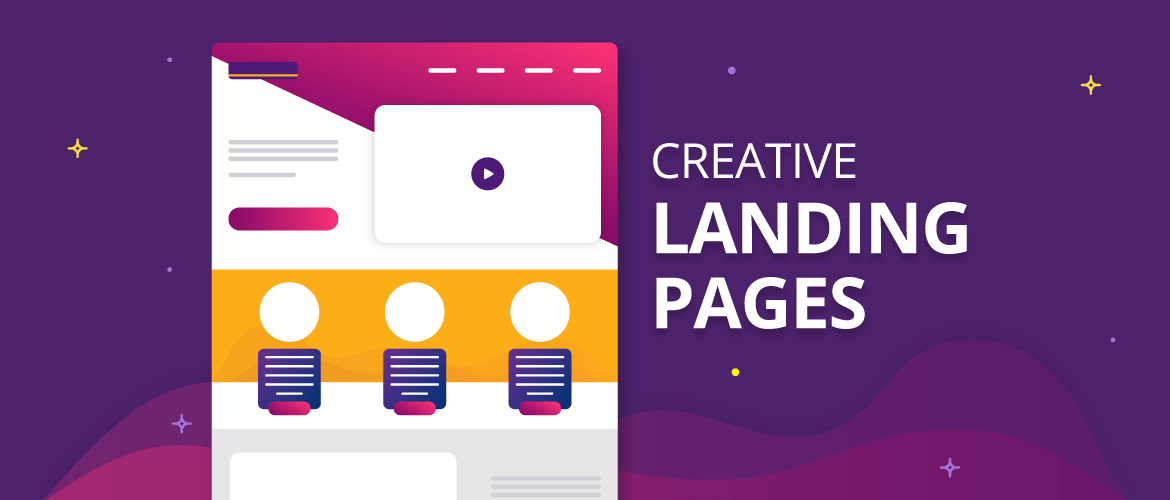 Image result for landing page