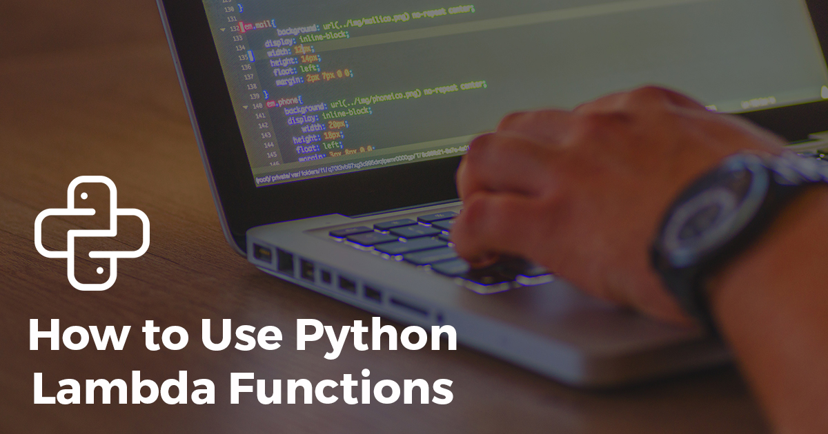 Beginners Guide To Use Python Lambda Functions