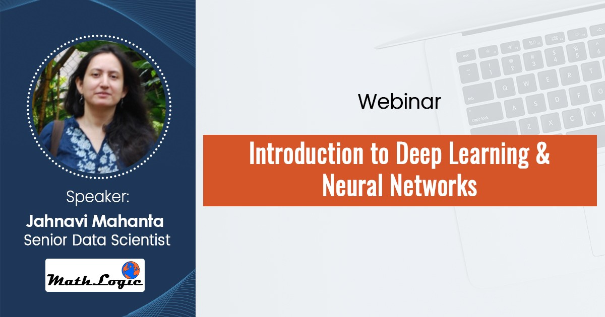 Introduction to Deep Learning & Neural Network-Webinar Recording