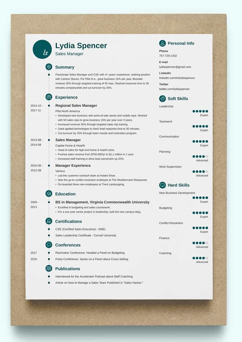 21 Creative Resume Templates That Stand Out