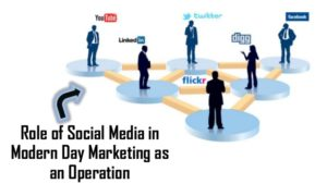 Change in Social Media Function