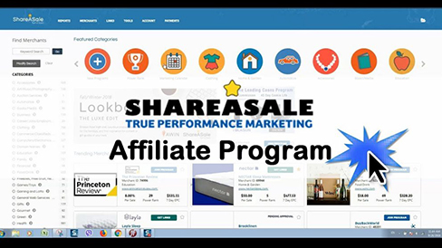 ShareASale Network