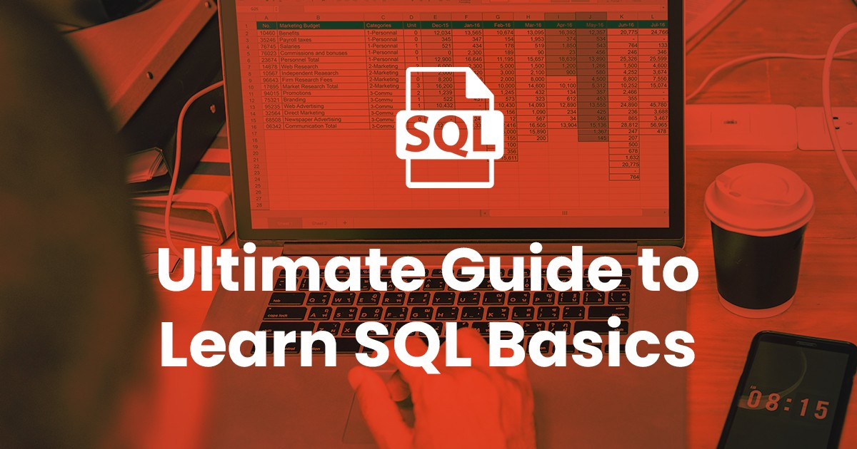 Ultimate Guide to Learn SQL Basics