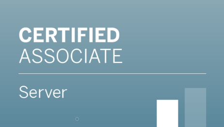 Tableau Server Qualified Associate