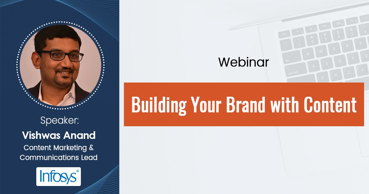 Building Your Brand with Content – Webinar Recording