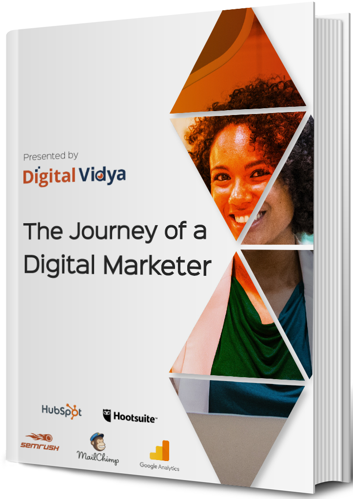 The Journey of a Digital Marketer