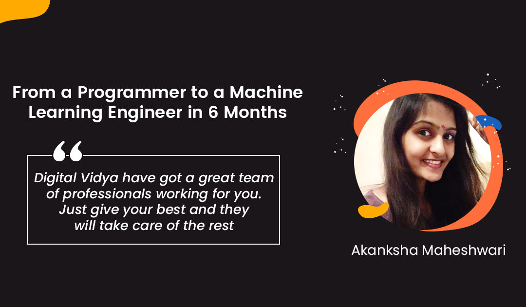 From a Programmer to a Machine Learning Engineer in Just 6 Months