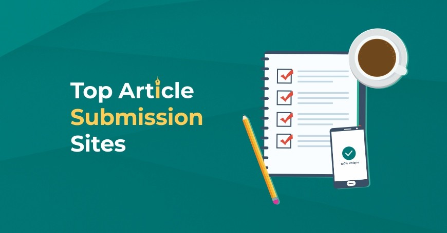 Article Submissions Sites