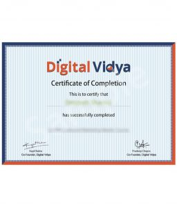 Diploma in Digital Marketing Course
