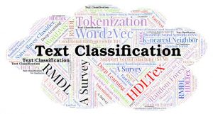 what is text classification