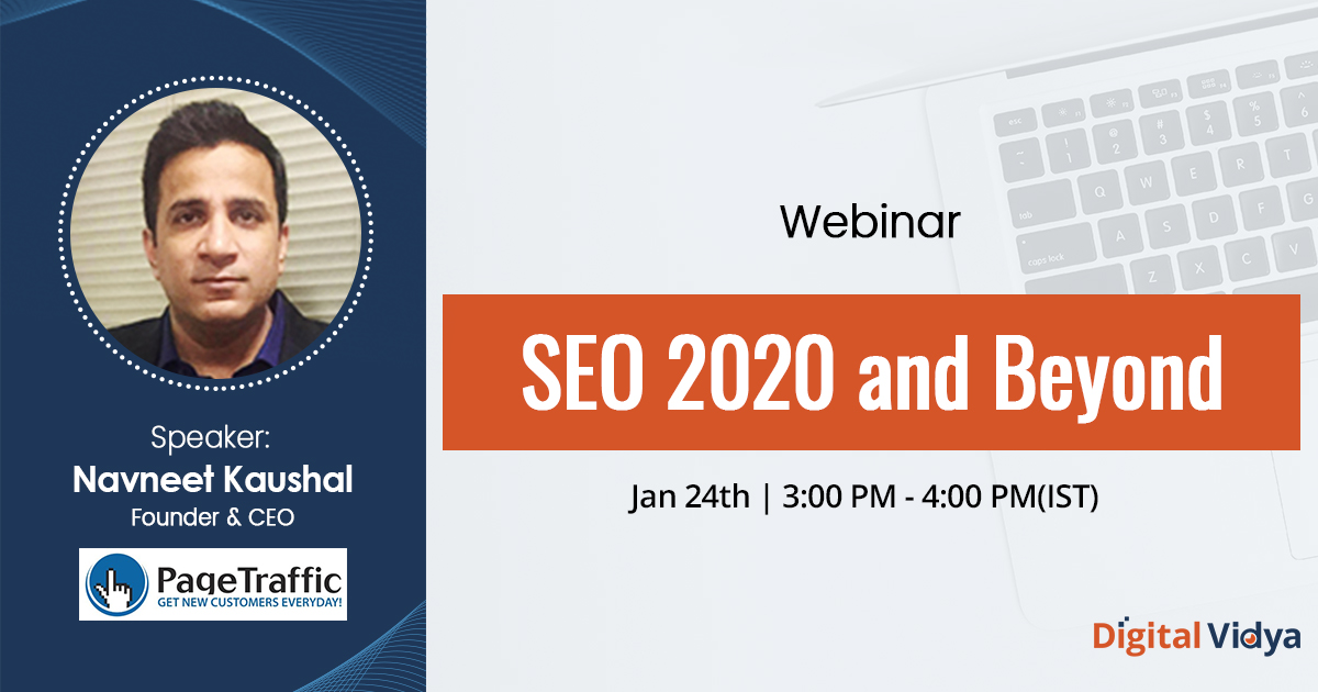 SEO 2020 and Beyond – Webinar Recording