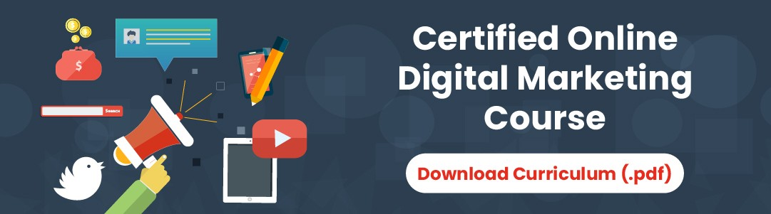 Online Digital Marketing Courses & Training
