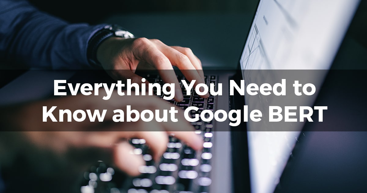 Everything You Need to Know about Google BERT Update
